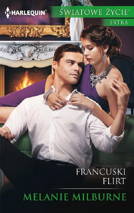 okładka Francuski flirt, Ebook | Melanie Milburne