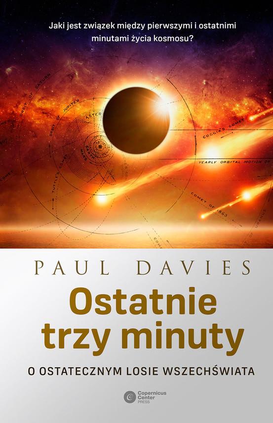 okładka Ostatnie trzy minuty, Ebook | Paul Davies