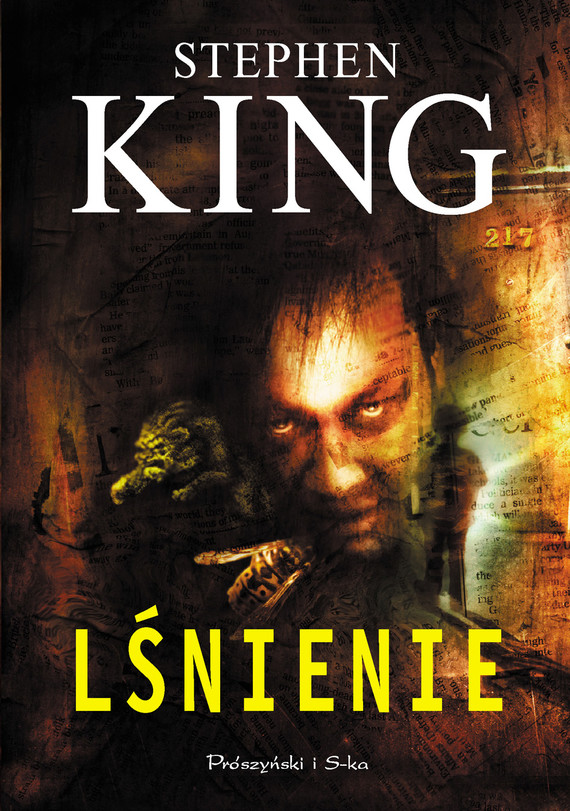 okładka Lśnienieebook   epub, mobi   Stephen King