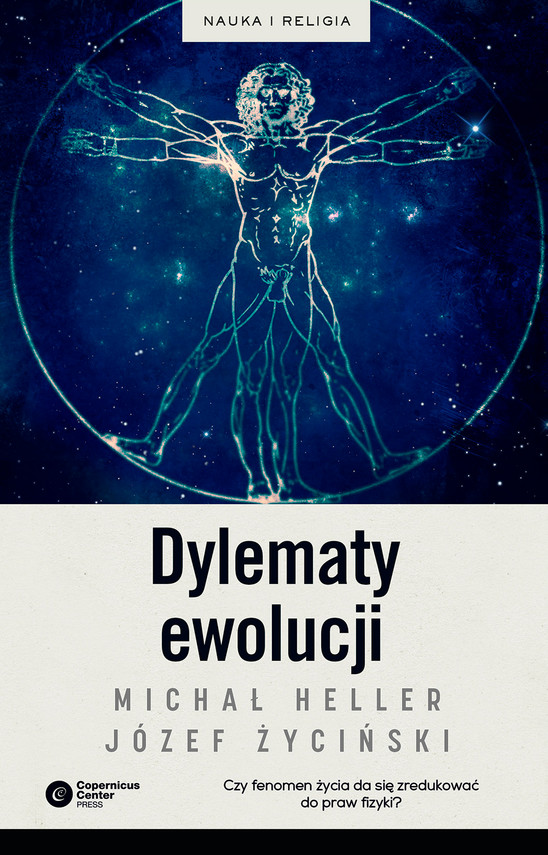 okładka Dylematy ewolucji, Ebook | Michał Heller, Józef Życiński