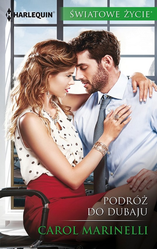 okładka Podróż do Dubaju, Ebook | Carol Marinelli