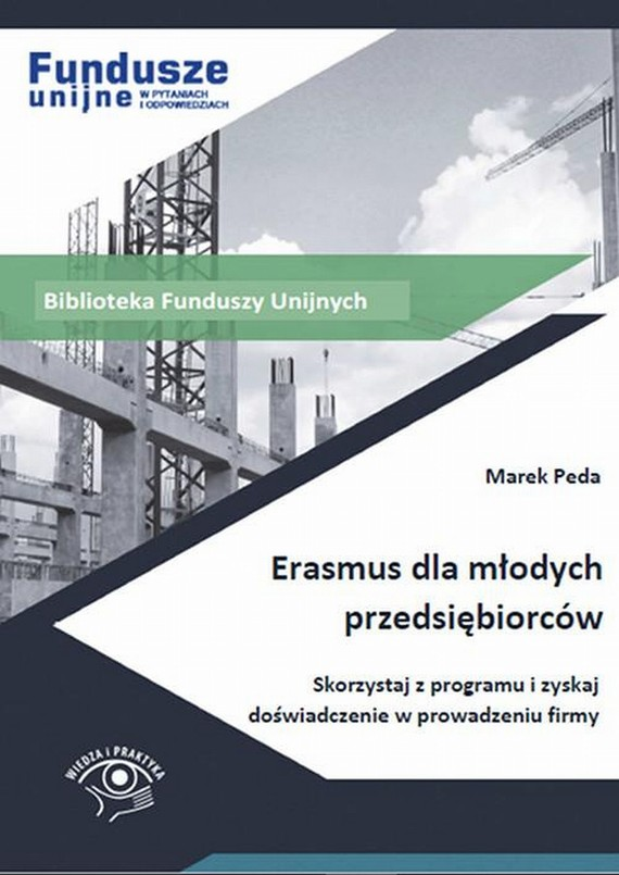 okładka Erasmus dla młodych przedsiębiorców, Ebook | Marek  Dominik Peda