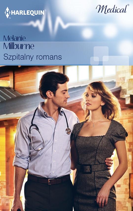 okładka Szpitalny romans, Ebook | Melanie Milburne