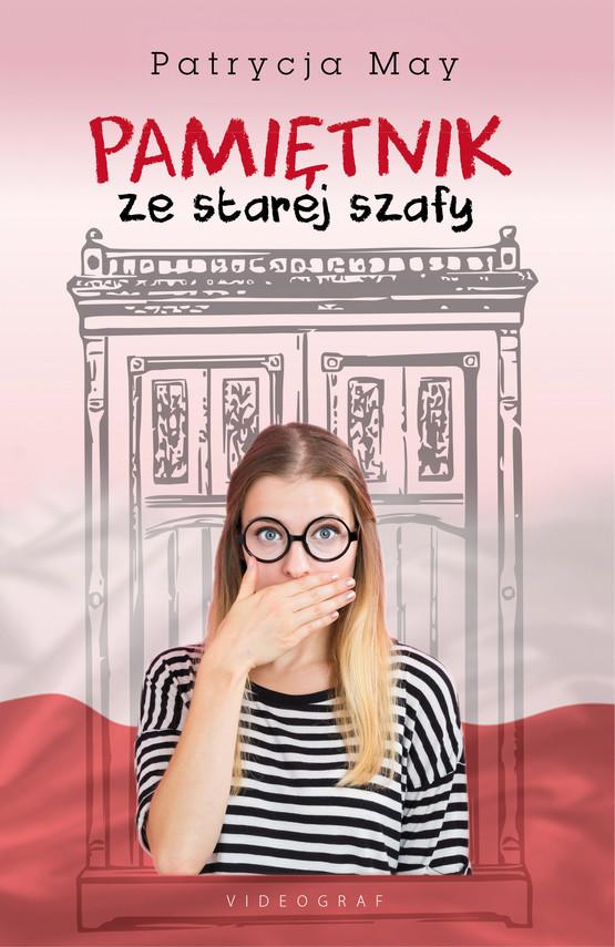 okładka Pamiętnik ze starej szafy, Ebook | Patrycja May