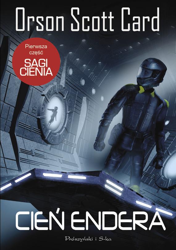 okładka Cykl Endera. Cień Endera, Ebook | Orson Scott Card