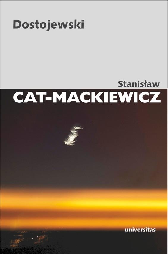 okładka Dostojewski, Ebook | Stanisław Cat-Mackiewicz