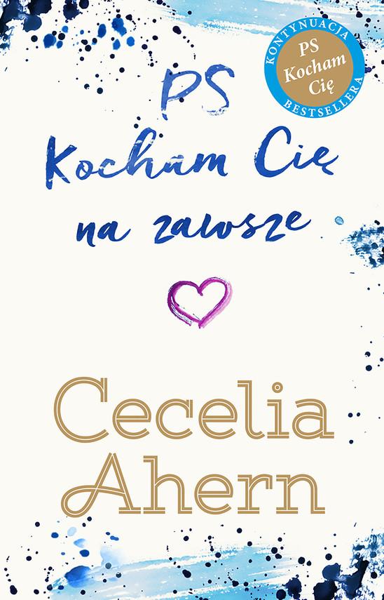 okładka PS Kocham Cię na zawszeebook | epub, mobi | Cecelia Ahern