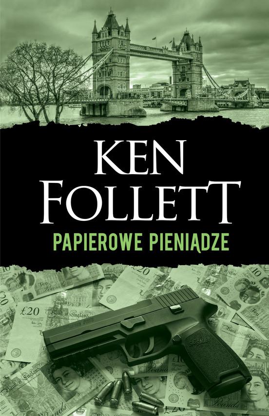 okładka Papierowe pieniądzeebook | epub, mobi | Ken Follett