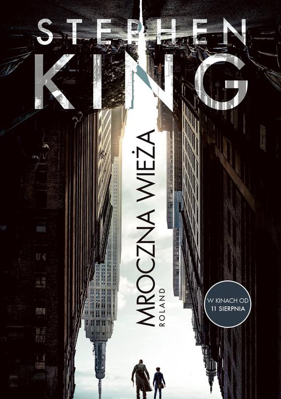okładka Mroczna Wieża I: Roland/wyd. filmoweebook | epub, mobi | Stephen King