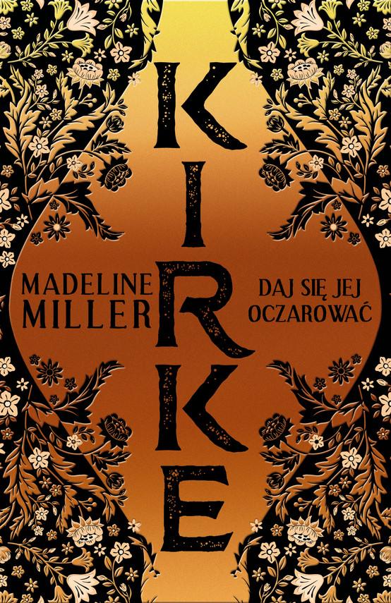 okładka Kirke, Ebook | Madeleine Miller