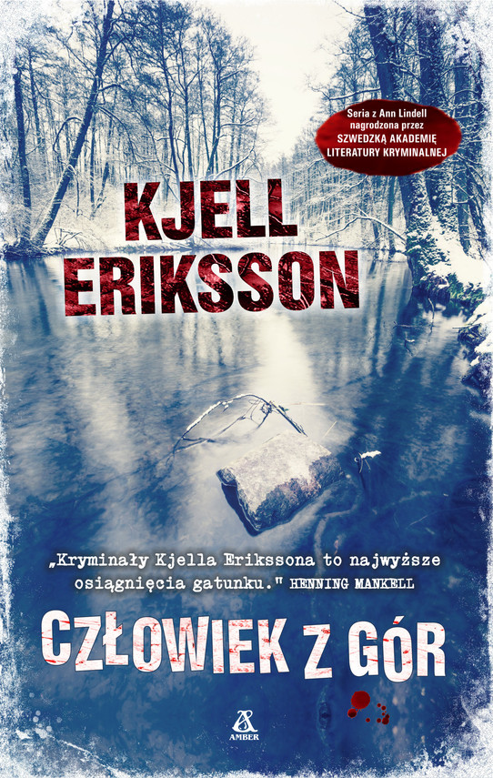 okładka Człowiek z gór, Ebook | Kjell Eriksson