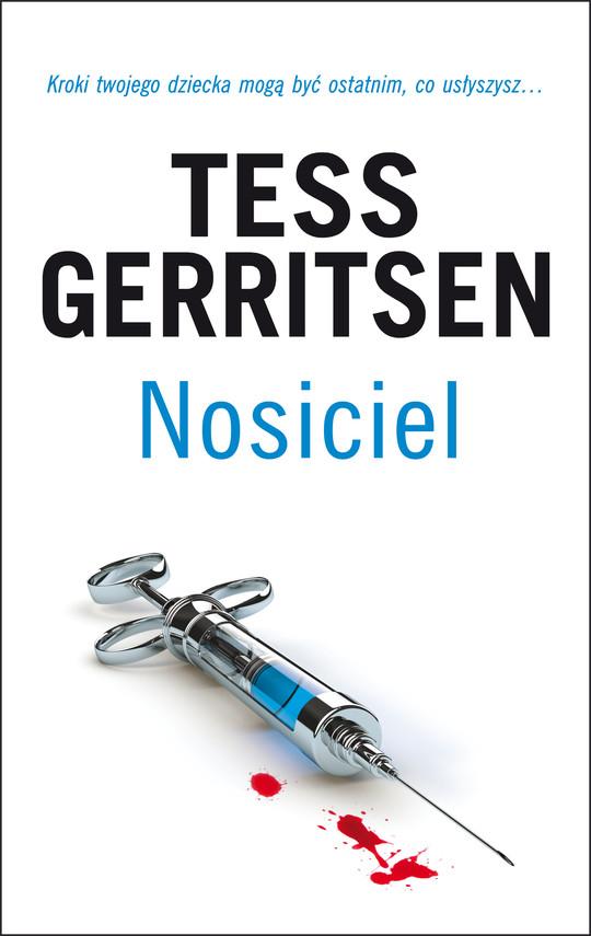 okładka Nosicielebook   epub, mobi   Tess Gerritsen