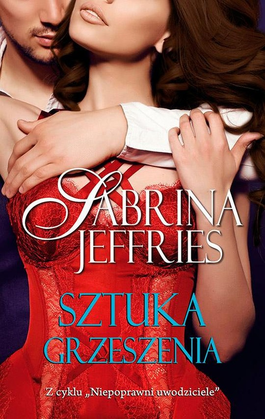 okładka Sztuka grzeszeniaebook | epub, mobi | Sabrina Jeffries
