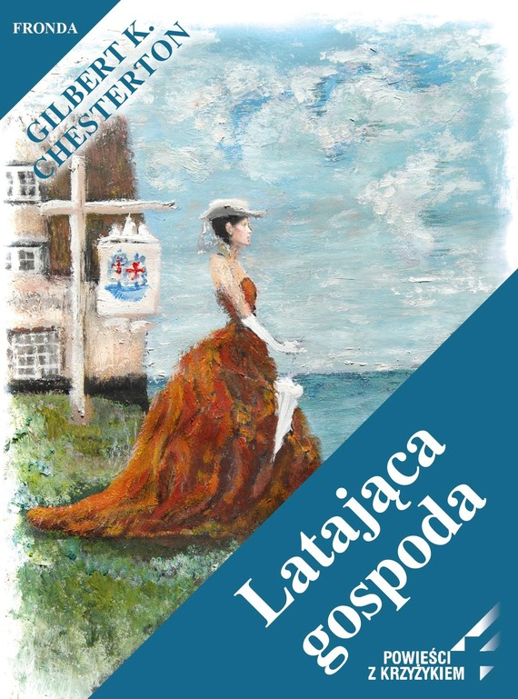 okładka Latająca gospoda, Ebook | Gilbert Keith  Chesterton