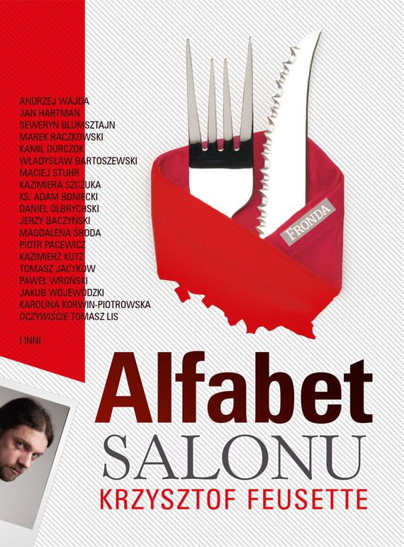 okładka Alfabet Salonu, Ebook | Krzysztof Feusette
