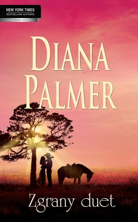 okładka Zgrany duetebook | epub, mobi | Diana Palmer