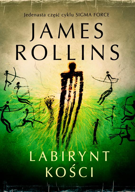 okładka Labirynt kościebook | epub, mobi | James Rollins