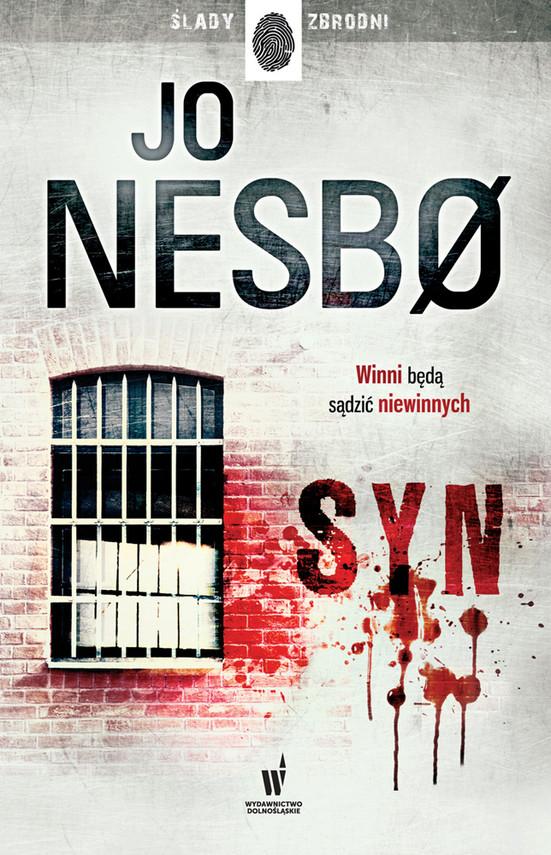okładka Synebook | epub, mobi | Jo Nesbø
