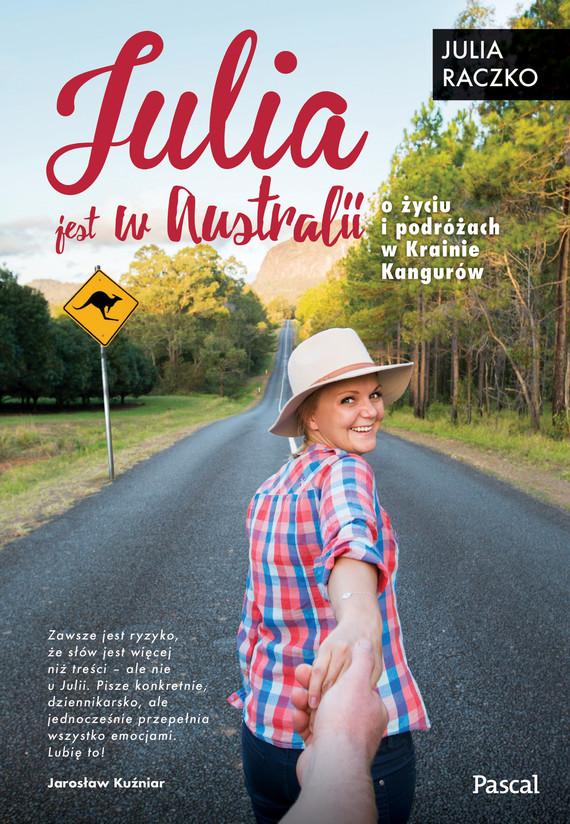 okładka Julia jest w Australii, Ebook | Julia Raczko