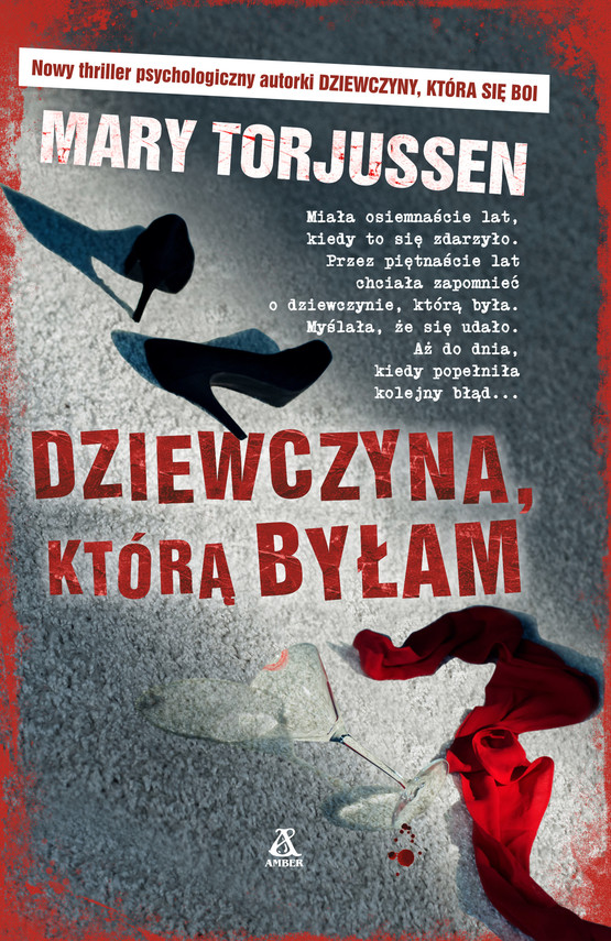 okładka Dziewczyna, którą byłamebook   epub, mobi   Mary Torjussen