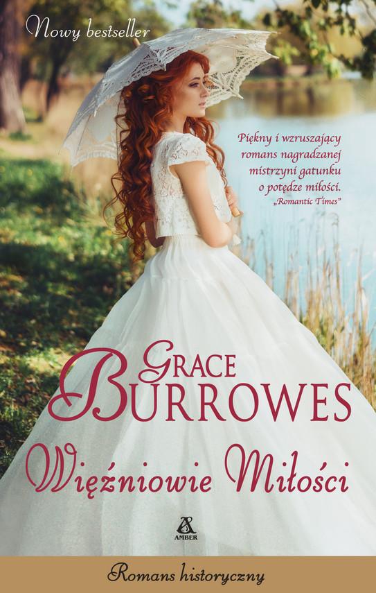 okładka Więźniowie miłościebook | epub, mobi | Grace Burrowes