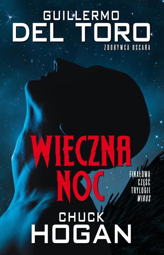 okładka Wieczna noc, Ebook | Chuck Hogan, Guillermo del.Toro