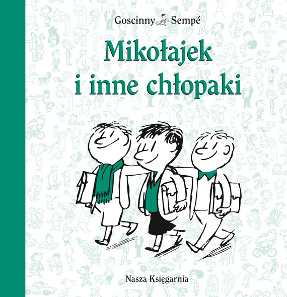 okładka Mikołajek i inne chłopaki, Ebook | René Goscinny, Jean-Jacques Sempé
