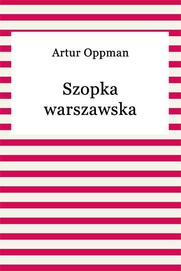 okładka Szopka warszawskaebook | epub, mobi | Artur Oppman
