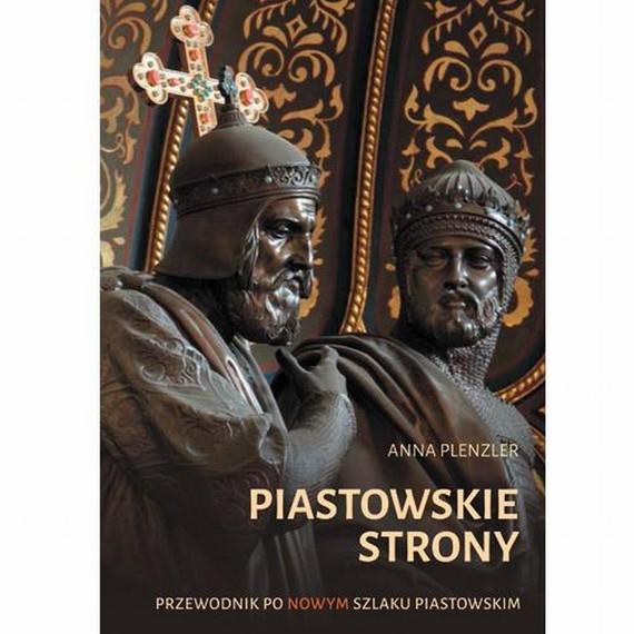 okładka Piastowskie stronyebook   epub, mobi   Anna  Plenzler