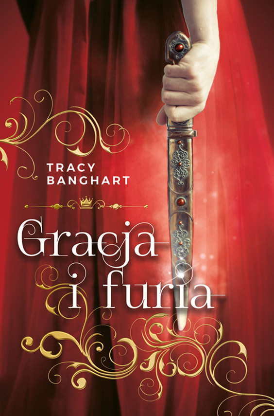 okładka Gracja i furia, Ebook | Tracy Banghart
