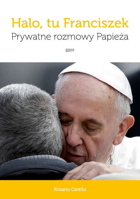 okładka Halo, tu Franciszekebook | epub, mobi | Rosario Carello