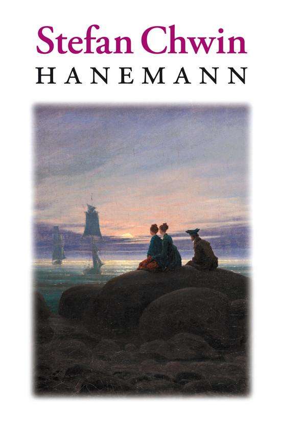 okładka Hanemann, Ebook   Chwin Stefan