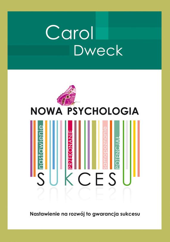 okładka Nowa psychologia sukcesu, Ebook | Carol S. Dweck