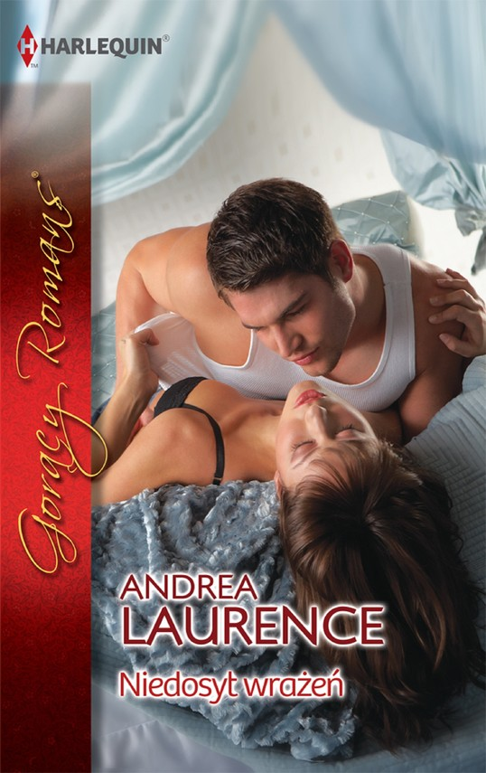 okładka Niedosyt wrażeń, Ebook | Andrea Laurence