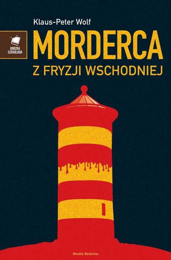 okładka Morderca z Fryzji Wschodniej, Ebook | Klaus-Peter Wolf