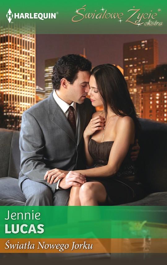 okładka Światła Nowego Jorku, Ebook   Jennie Lucas