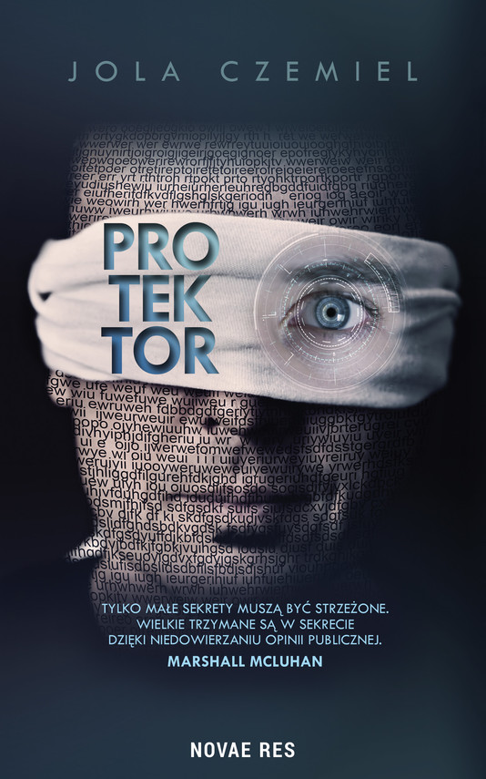 okładka Protektorebook | epub, mobi | Jola Czemiel