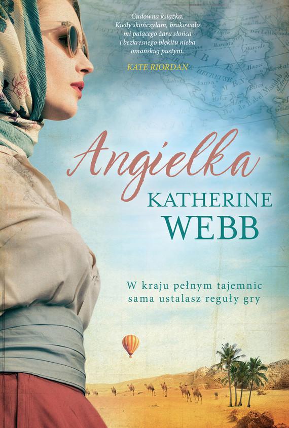 okładka Angielka, Ebook | Katherine Webb