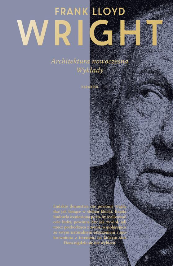 okładka Architektura nowoczesna. Wykładyebook | epub, mobi | Frank Lloyd Wright