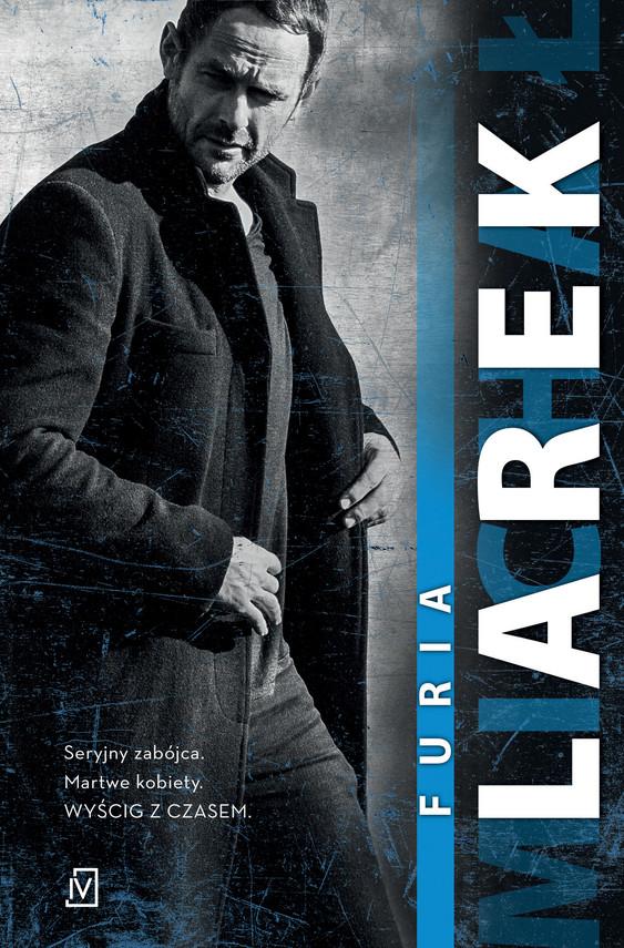 okładka Furia, Ebook | Michał  Larek