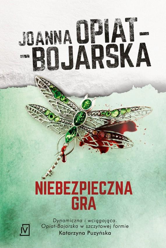 okładka Niebezpieczna graebook   epub, mobi   Joanna Opiat-Bojarska