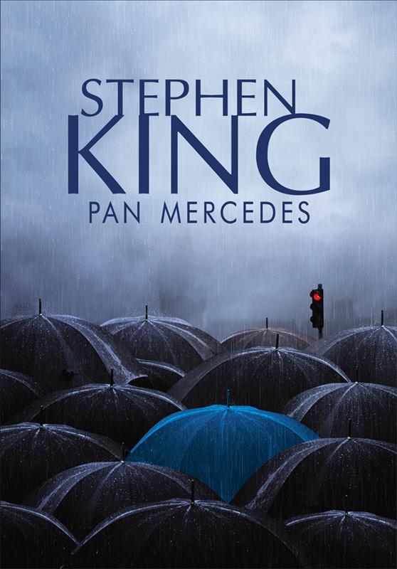 okładka Pan Mercedesebook   epub, mobi   Stephen King