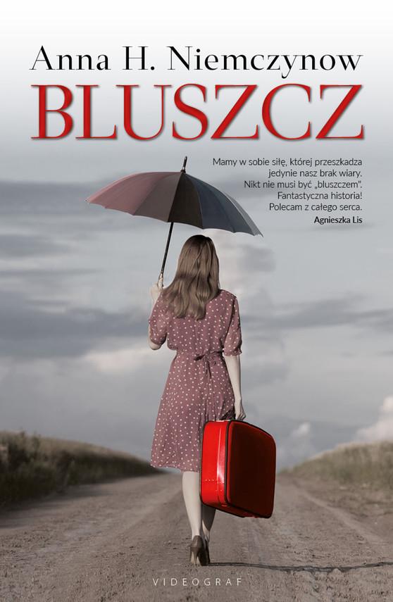 okładka Bluszcz, Ebook | Anna H. Niemczynow