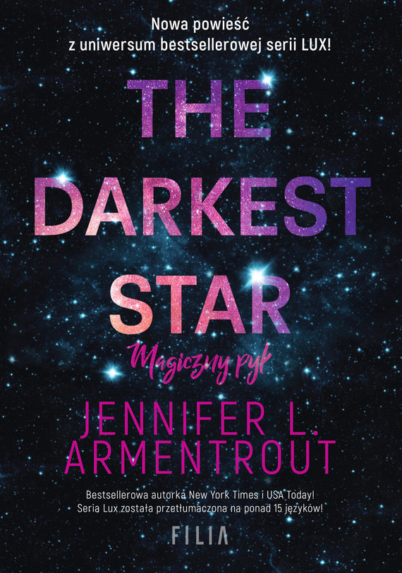 okładka The Darkest Star. Magiczny pyłebook | epub, mobi | Jennifer L. Armentrout