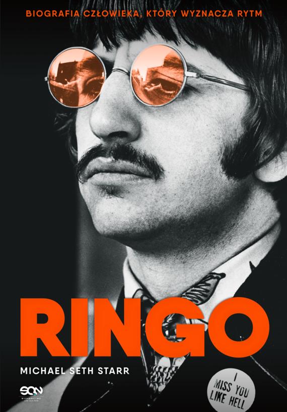 okładka Ringo, Ebook | Michael Starr
