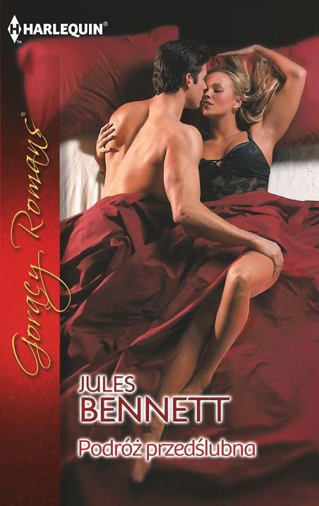 okładka Podróż przedślubna, Ebook   Jules Bennett