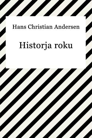 okładka Historja rokuebook | epub, mobi | Hans Christian Andersen