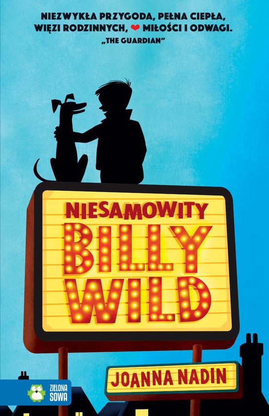 okładka Niesamowity Billy Wildeebook | epub, mobi | Joanna Nadin