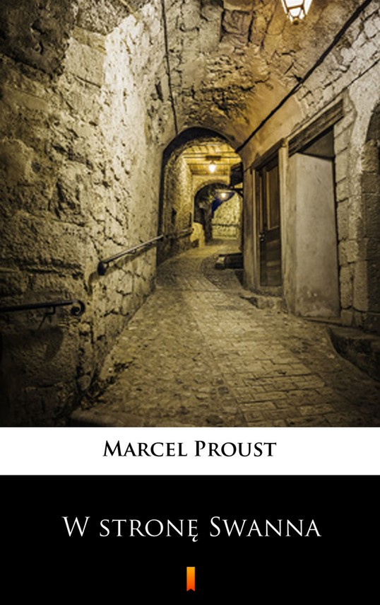 okładka W stronę Swannaebook | epub, mobi | Marcel Proust
