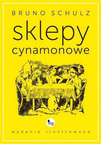 okładka Sklepy cynamonowe - wydanie ilustrowaneebook | epub, mobi | Bruno Schulz